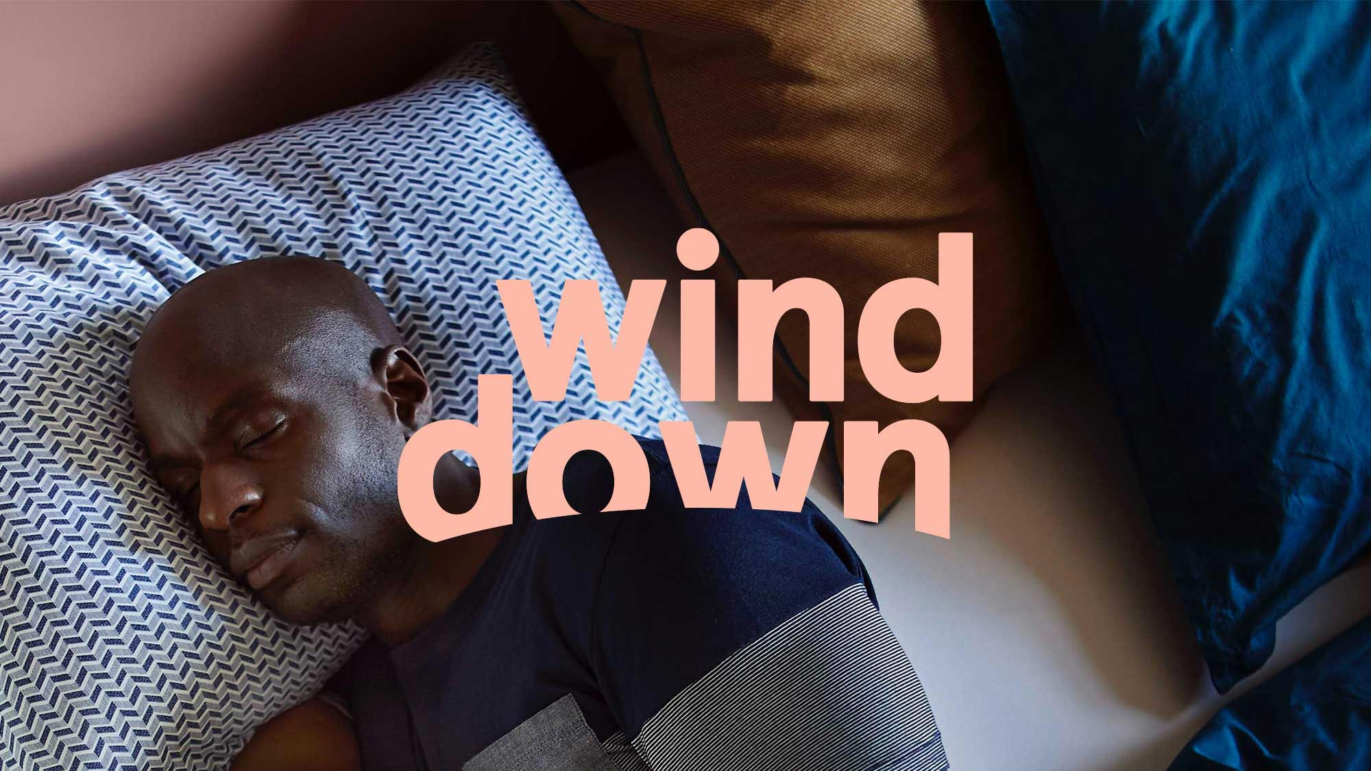 Wind Down Sleep App